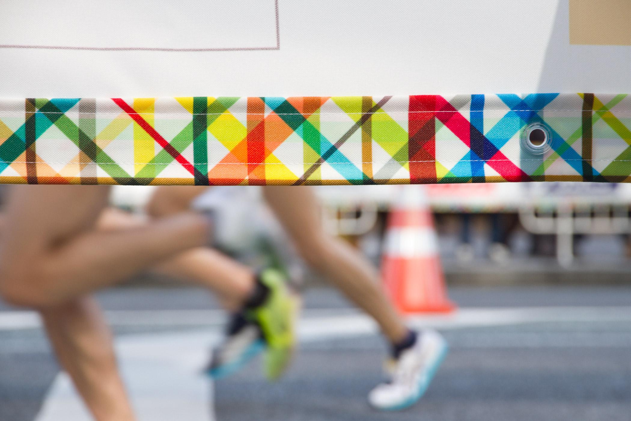 東京マラソンのコースが変更